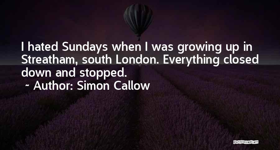 Simon Callow Quotes 199267