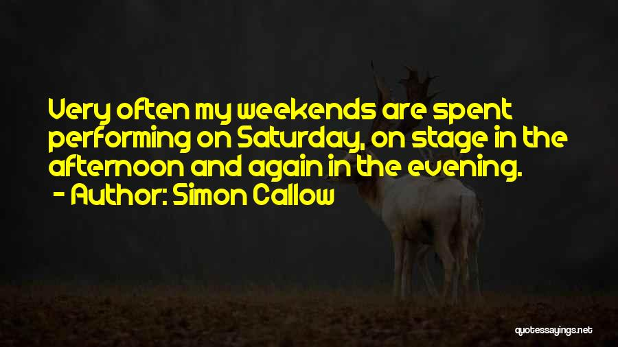 Simon Callow Quotes 2072926