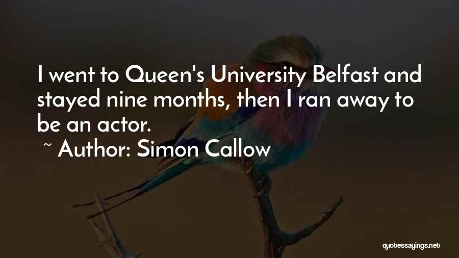 Simon Callow Quotes 667557