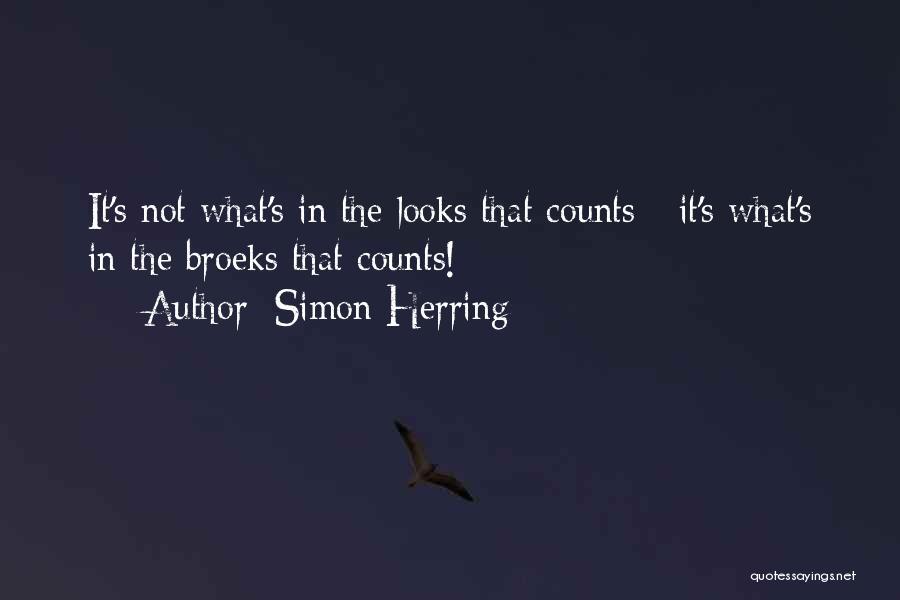 Simon Herring Quotes 1250956