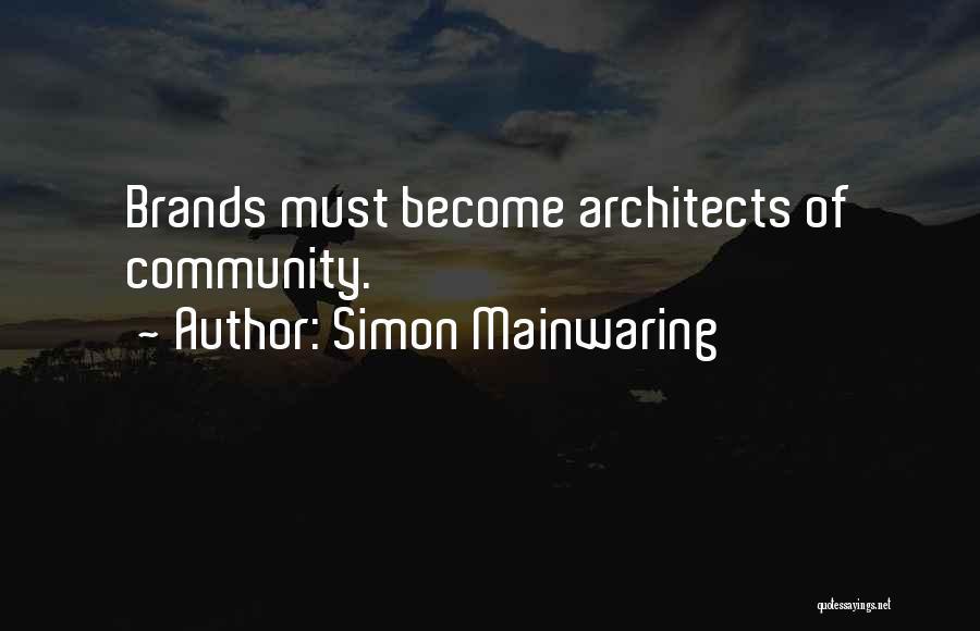 Simon Mainwaring Quotes 1603984