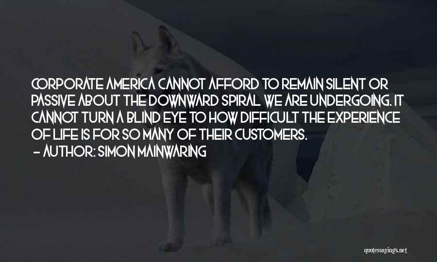 Simon Mainwaring Quotes 1663934