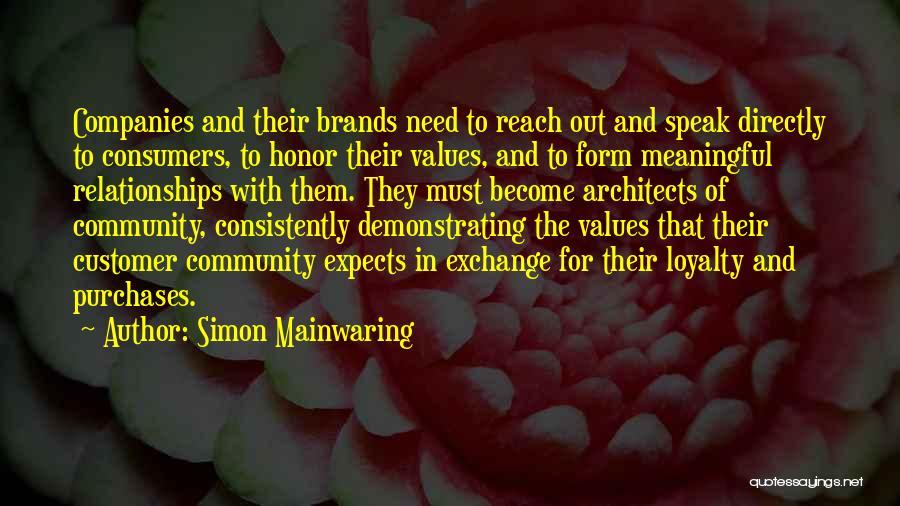 Simon Mainwaring Quotes 1833977