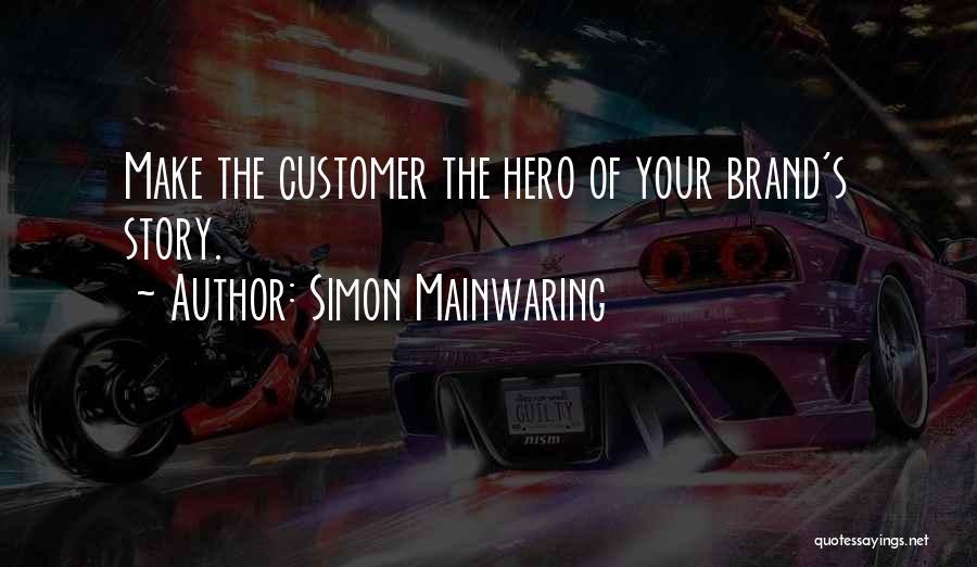 Simon Mainwaring Quotes 2131758