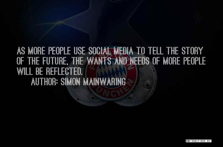 Simon Mainwaring Quotes 602012