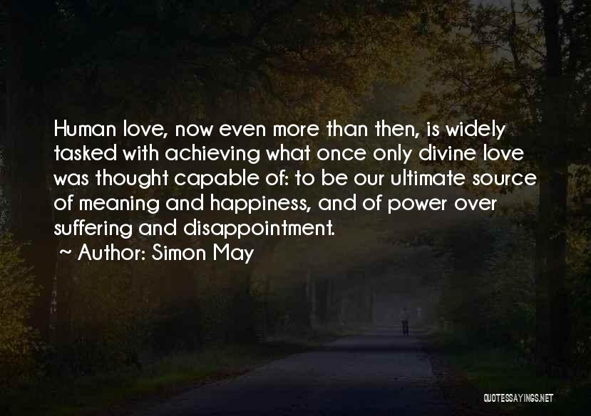 Simon May Quotes 1929733