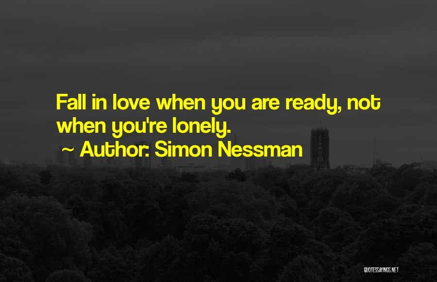 Simon Nessman Quotes 512391