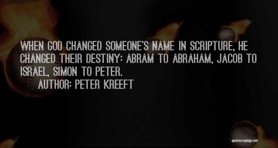 Simon Peter Quotes By Peter Kreeft