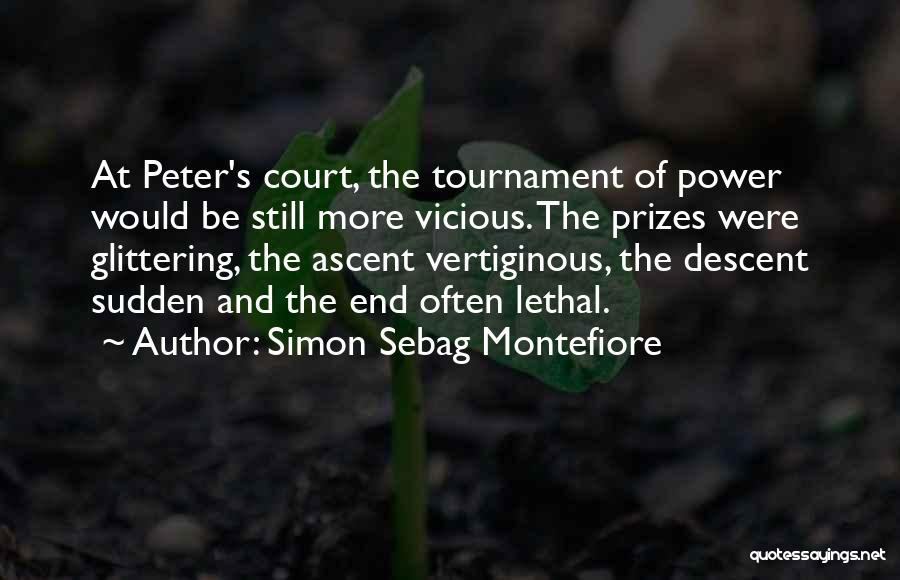 Simon Peter Quotes By Simon Sebag Montefiore