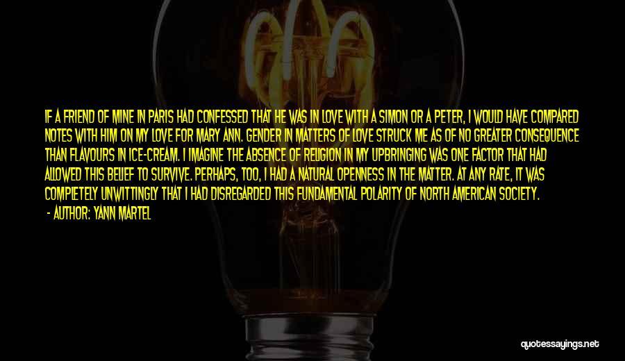 Simon Peter Quotes By Yann Martel