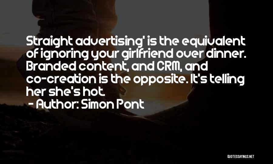 Simon Pont Quotes 346486