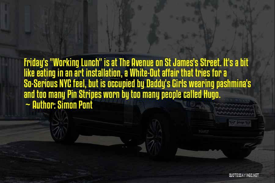 Simon Pont Quotes 490121