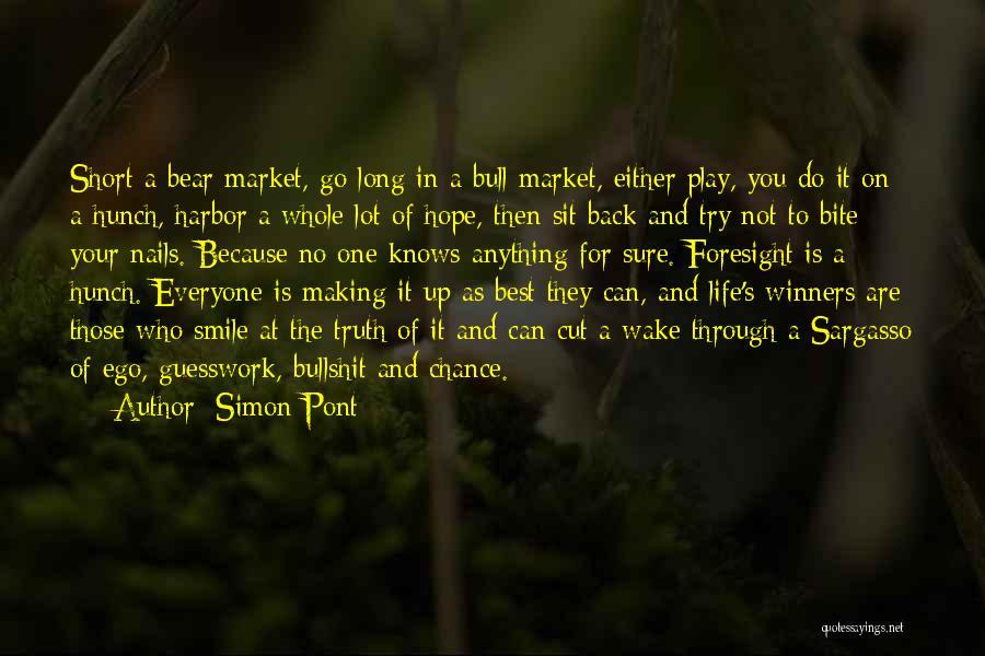 Simon Pont Quotes 815135