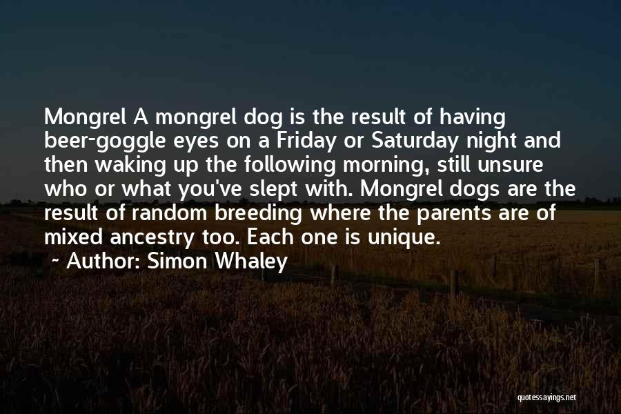 Simon Whaley Quotes 353812