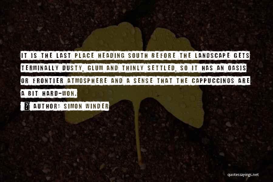 Simon Winder Quotes 1109476