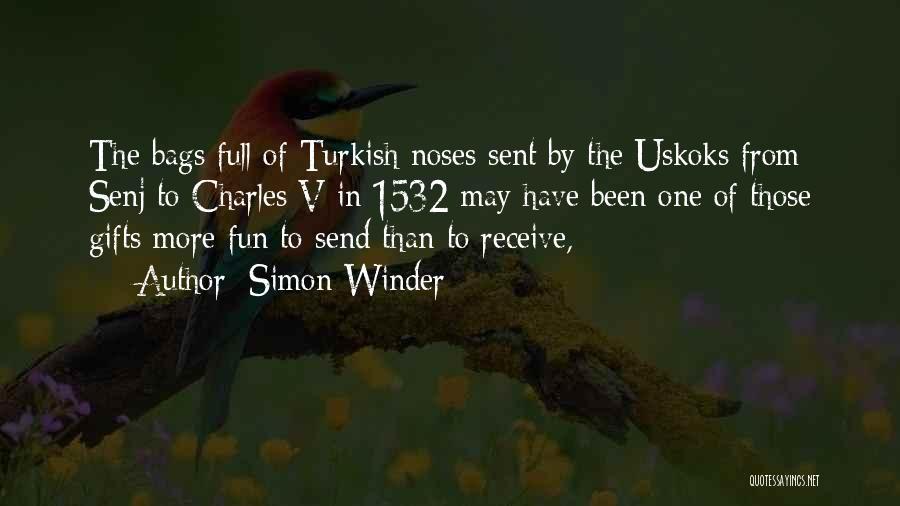 Simon Winder Quotes 1693004