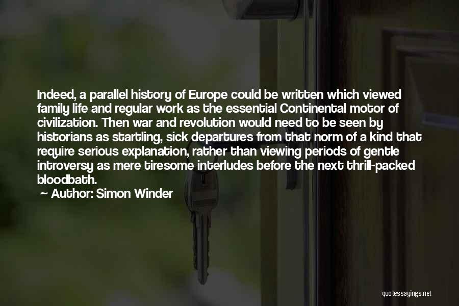 Simon Winder Quotes 2162168