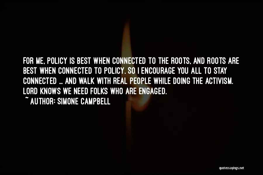 Simone Campbell Quotes 702835