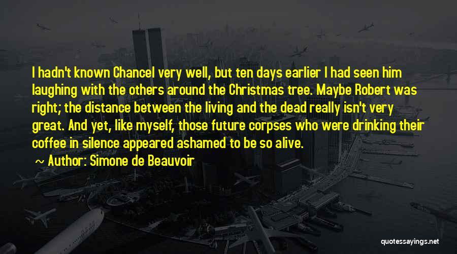 Simone De Beauvoir Quotes 118960