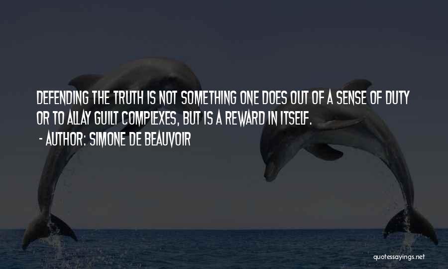 Simone De Beauvoir Quotes 1212061