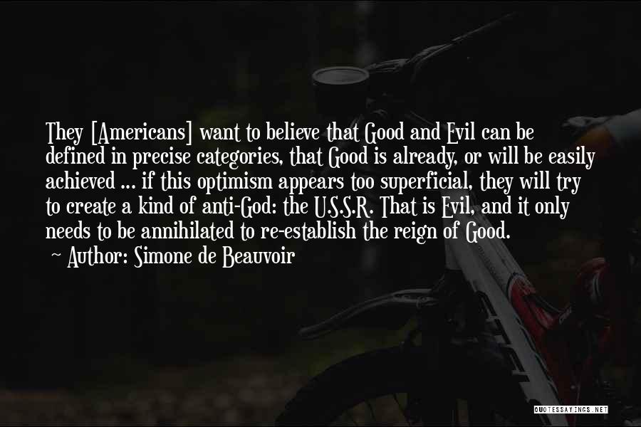 Simone De Beauvoir Quotes 125167