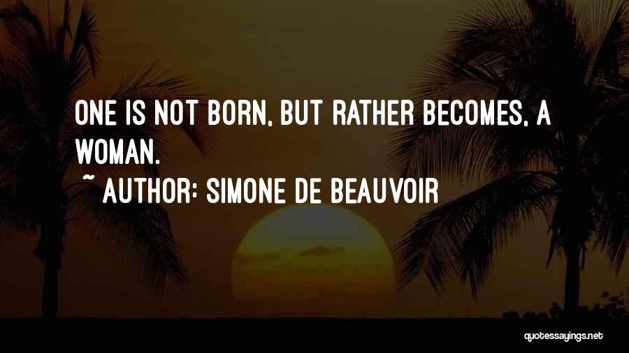 Simone De Beauvoir Quotes 1312485