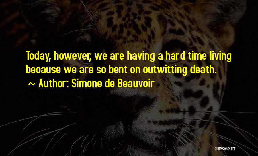 Simone De Beauvoir Quotes 1336402