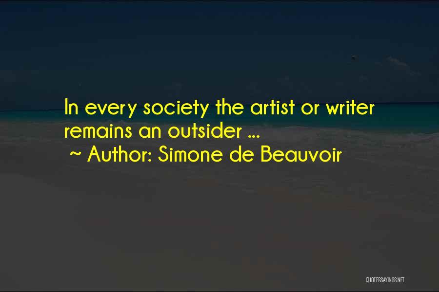Simone De Beauvoir Quotes 1346800