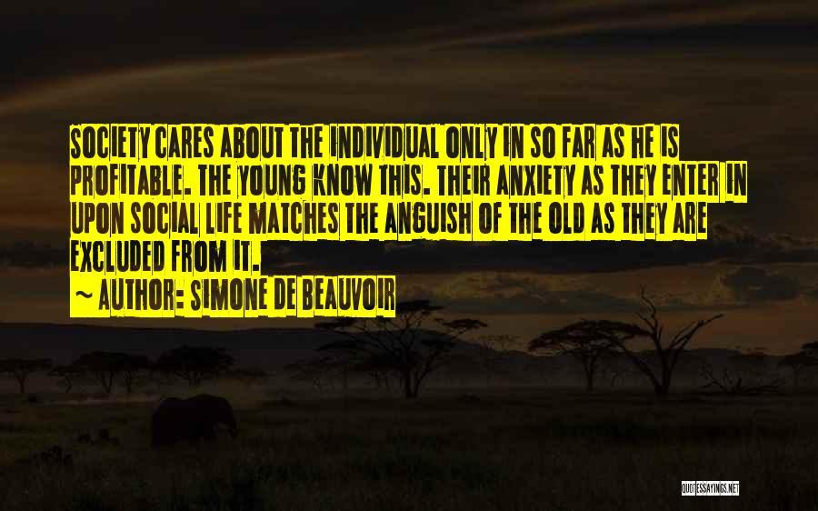 Simone De Beauvoir Quotes 1392288