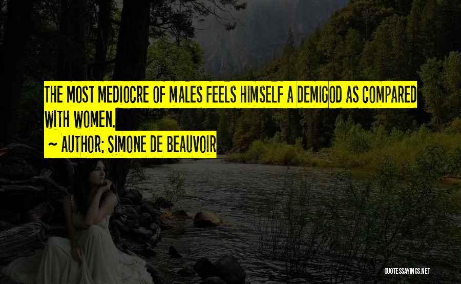 Simone De Beauvoir Quotes 1424824