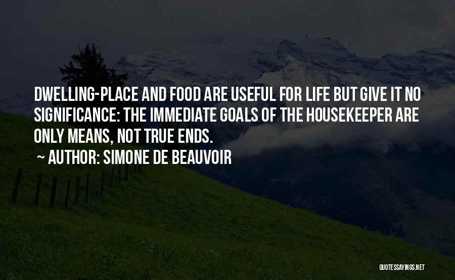 Simone De Beauvoir Quotes 1484605