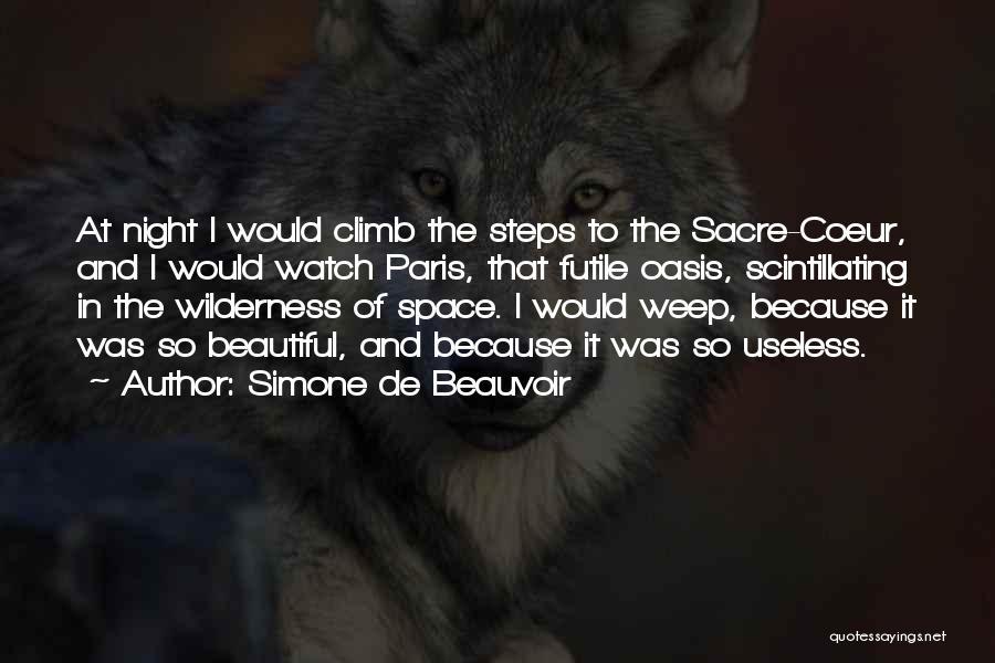 Simone De Beauvoir Quotes 151089