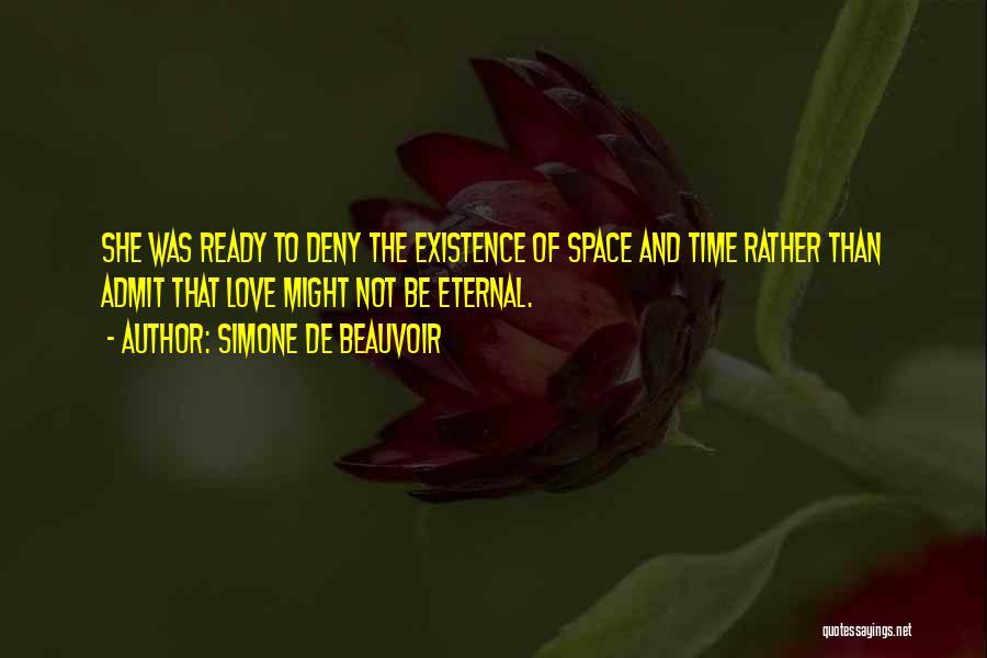 Simone De Beauvoir Quotes 1527904