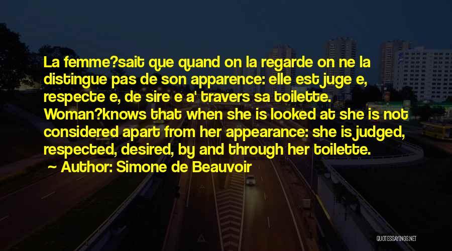 Simone De Beauvoir Quotes 1537916