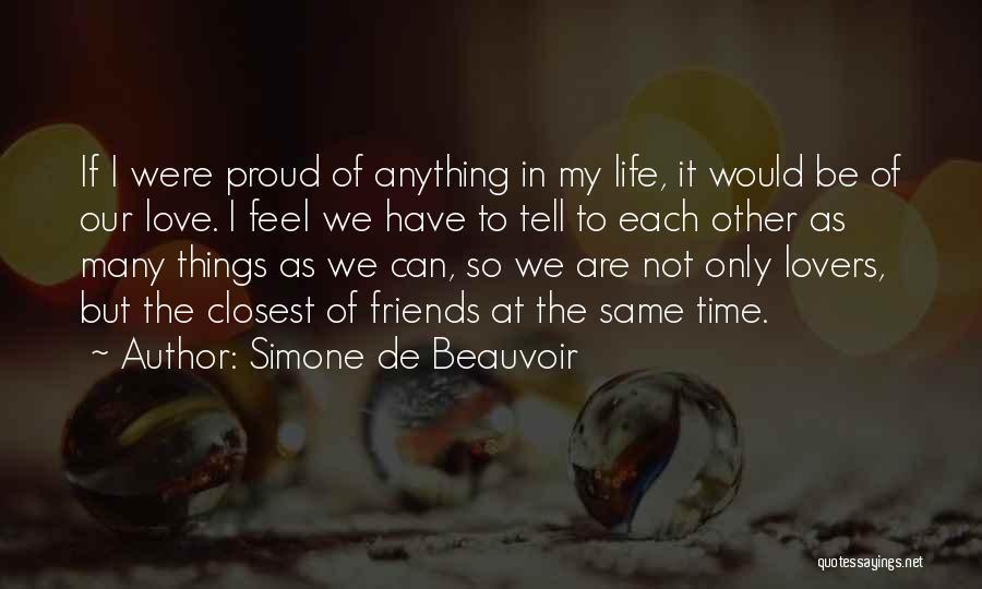 Simone De Beauvoir Quotes 1599573