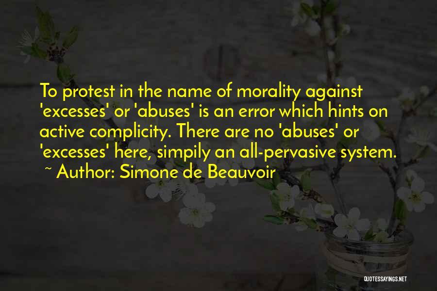 Simone De Beauvoir Quotes 1668954
