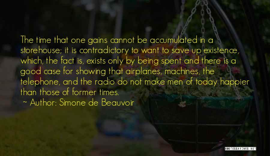 Simone De Beauvoir Quotes 1682740