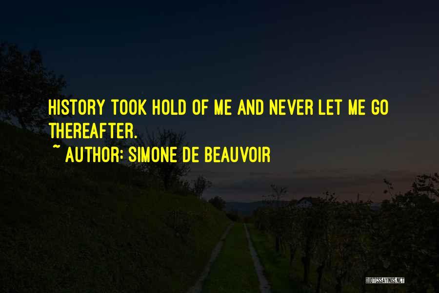 Simone De Beauvoir Quotes 173444