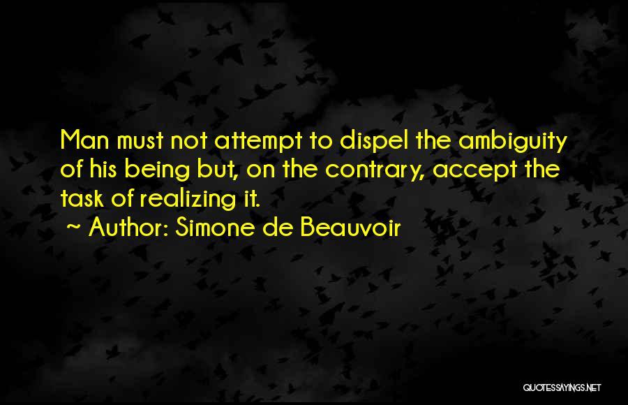 Simone De Beauvoir Quotes 1785734