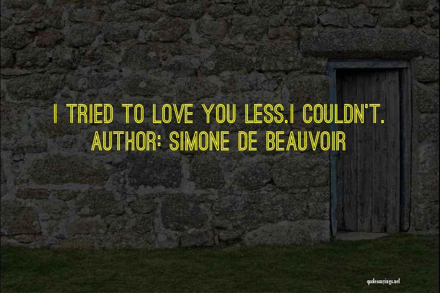 Simone De Beauvoir Quotes 1788166