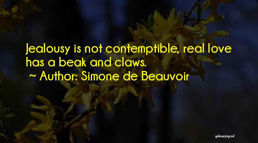 Simone De Beauvoir Quotes 1850054