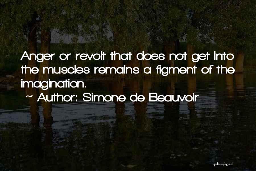 Simone De Beauvoir Quotes 1895989