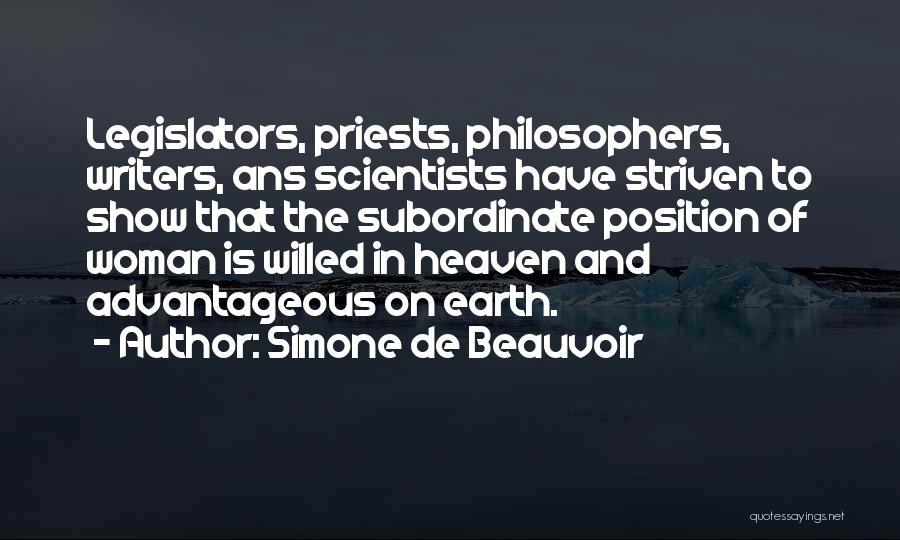 Simone De Beauvoir Quotes 1918883