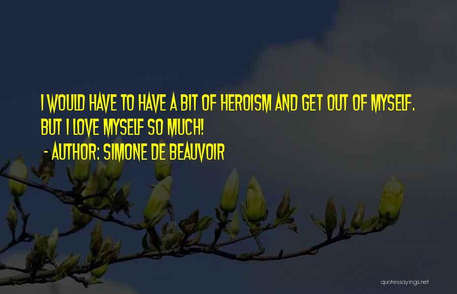 Simone De Beauvoir Quotes 1929880