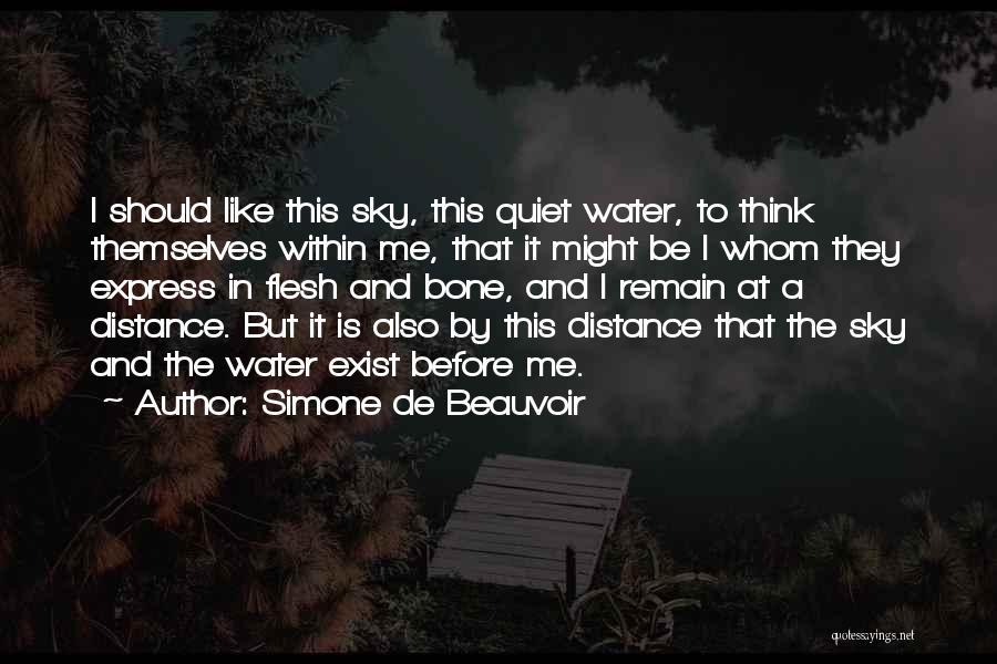 Simone De Beauvoir Quotes 2054255