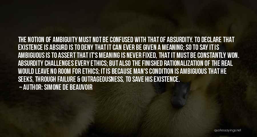 Simone De Beauvoir Quotes 2084625