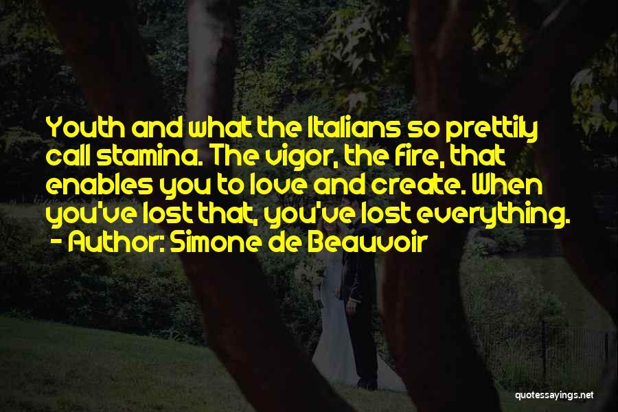 Simone De Beauvoir Quotes 211068
