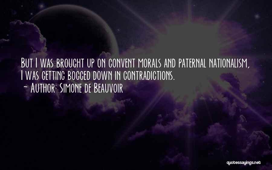 Simone De Beauvoir Quotes 2207435
