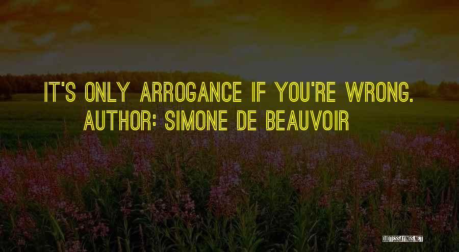 Simone De Beauvoir Quotes 249968