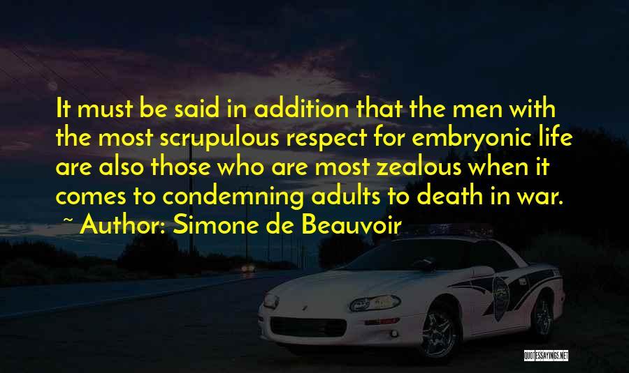 Simone De Beauvoir Quotes 361800